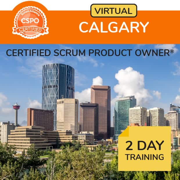 Online Certified Scrum Product Owner® Training