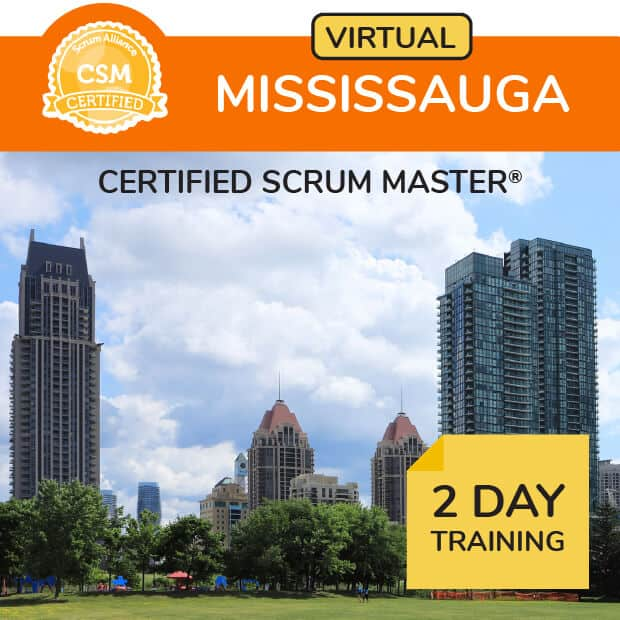 Online Certified Scrum Training® in Eastern time zone.