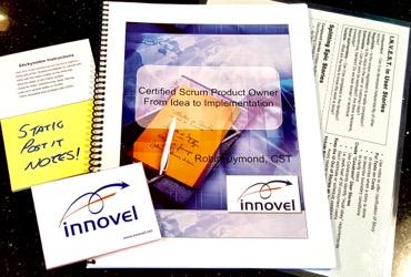 CSPO course materials.