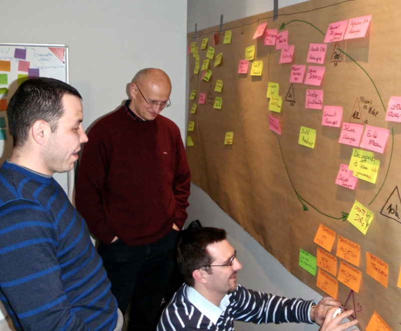 Value Stream Mapping an Enterprise R&D Process