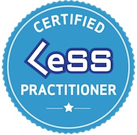 Certified Large Scale Scrum LeSS Practitioner